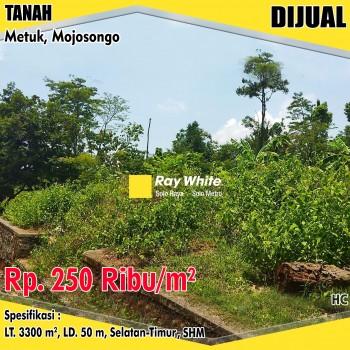 Tanah Metuk Boyolali 250rb/m² #1