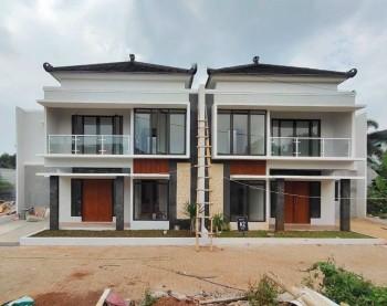 Rumah Cantik Nuansa Bali 2 Lantai Dekat Tol Cibubur #1