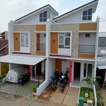 Promo Free Biaya2 Rumah Dekat Tol Cijago Di Cimanggis Depok #1