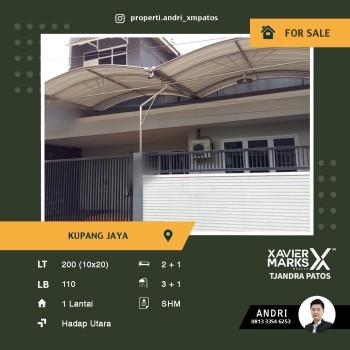 Dijual Rumah Kupang Jaya Surabaya Barat #1