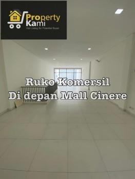 Termurah Ruko Depan Mall Cinere Siap Pakai, Kondisi Terawat #1
