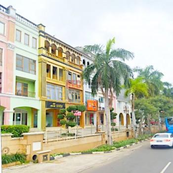 Disewa Ruko ( 4.5x15 ) Centro Metro Broadway - Pantai Indah Kapuk #1