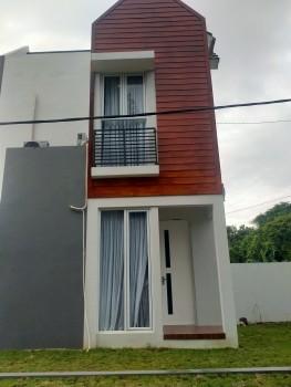 Rumah Modern Lending Apartemen Consep #1