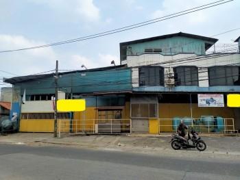 Dijual Lelang Gudang Di Jl. Patriot, Jakasampurna, Bekasi #1