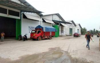 Dijual 2 Unit Gudang Di Komplek Pergudangan Bandara Indah Palembang Jl. Tanjung Api Api Palembang #1