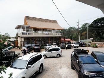 Rumah Usaha Ex Resto Lokasi Kebunasri Purwodadi (code : Gta) #1