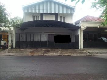 Ciamiik Rumah Nol Jalan Raya Pucang Anom 2lantai Siap Huni #1