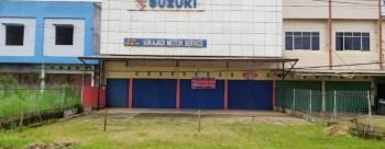 Dijual Ruko 3 Unit Plus Tanah Lokasi Jln Palembang Jambi Km 14 #1