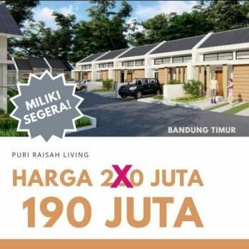 Miliki Rumah Baru Nuansa Villa Cash Only 190jt Di Nagreg Cicalengka #1