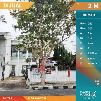 Rumah Jalan Dr Wahidin Blitar #1