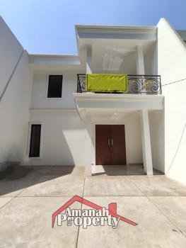 Rumah Ready Strategis Dekat Tol Cibubur Cimanggis Harjamukti Depok #1