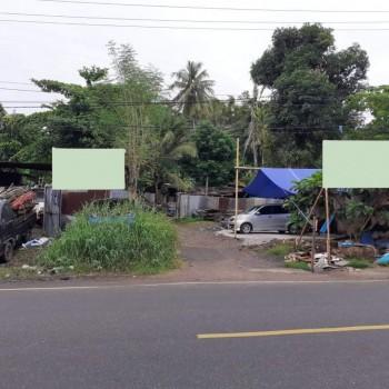 Tanah Murah Banget Lokasi Strategis Sangat Cocok Untuk Usaha Di Ranomuut Wenang Kota Manado #1