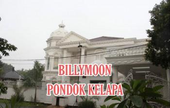 Rumah Mewah Lux Fully Furnish Bergaya Eropa Di Billymoon Pondok Kelapa Jakarta Timur #undefined