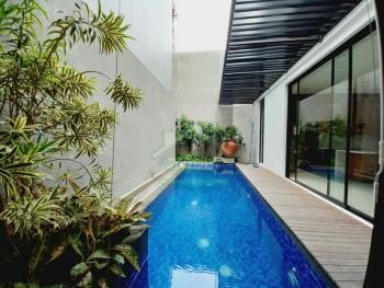 Disewakan Rumah Mewah Baru Lt.320m~lb.500m Di Kebayoran Baru Jakarta Selatan #1