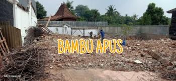 Tanah Murah Siap Bangun Di Palem Kartika Bambu Apus Cipayung Jakarta Timur #undefined