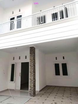 Jual Cepat Rumah Baru Siap Huni 2 Lantai Dalam Cluster Di Bintara Bekasi #1