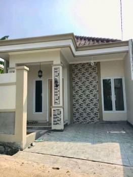 Rumah Baru Dalam Cluster Dekat Stasiun Depok Lama Dan Gdc Depok #1