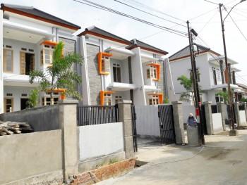 Dijual Rumah Townhouse Baru 2 Lantai Lokasi Strategis Dekat Ptc Mall Palembang #1