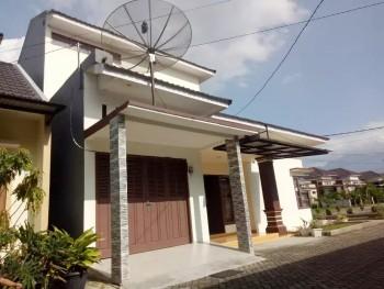 Dijual Rumah 2 Lantai Siap Huni Dalam Cluster One Get System Di Kota Payakumbuh #1