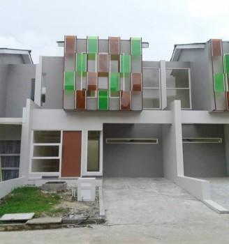 Rumah Dijual Di Perumahan Citraland City Samarinda Cluster The Bliss Townhouse #1