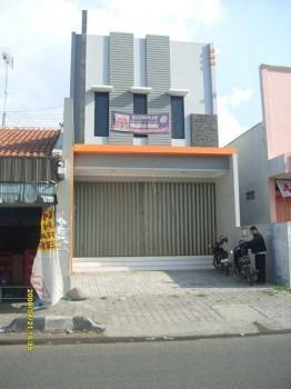 Ruko 2 Lt Siap Huni Depan Transmart #1