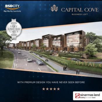 Capital Cove Premium Business Loft  Bsd City-perdana: Cash/kpre Disc 12%,free Lift,cash Back 200 Jt,voucher Electronic 100 Jt #1