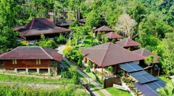 [sale] Resort Hotel Dan Restauran Di Bukit Langkisau - Sumatra Barat #1