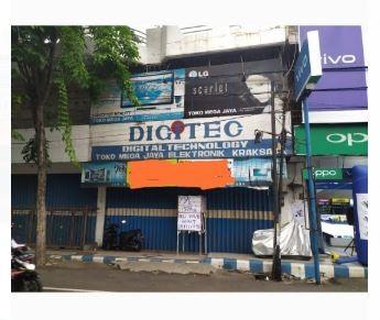 Dijual Ruko 2,5 Lantai Strategis Lokasi Berada Di Pusat Bisnis Kota Probolinggo #1