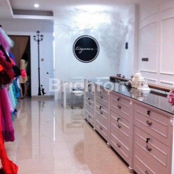 Ruko 3,5 Lantai Disewa Hibrida Jakarta Utara #1