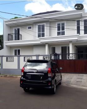 Rumah 2 Lantai Dalam Komplek Bukit Cinere Indah #1