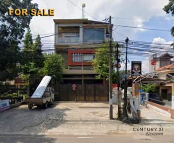 Di Jual Gedung Perkantoran Dan Rumah Luxury 12 Kamar Di Jl. Moh. Toha Bandung #1