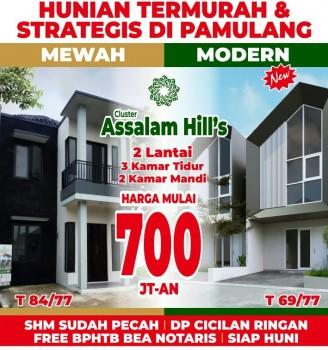 Di Jual Rumah Murah 2 Lantai Di Pamulang, Tangerang Selatan #1