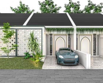 Dijual Rumah Cluster Al Mayara Di Pekanbaru Riau #1