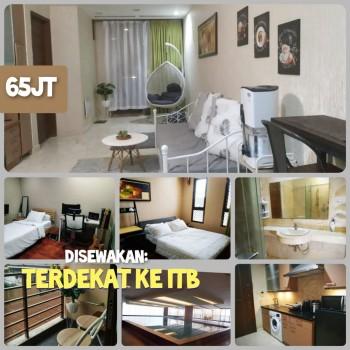 Disewakan Apartemen Mewah Di Dago Butik Fasilitas Full Furnished #1