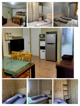 Dijamin Murah! Disewakan Studio, 2 Kamar Dan 3 Kamar Full Furnish – Apartemen Bassura City Jakarta Timur #1