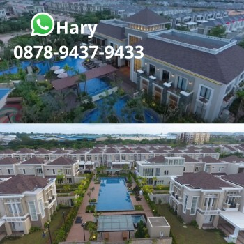 Dijual Rumah Baru Cluster Persea Orchard Park Batam By Agung Podomoro Land #1