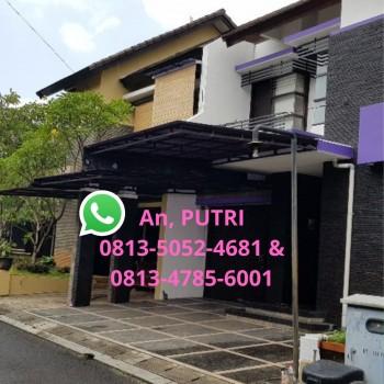 Disewa Cepat  Rumah Townhouse Bintaro Residence 2 Lantai ,tangerang Selatan #1