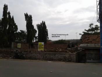 Tanah Di Jl. Husein Sastranegara, Rawa Bokor, Benda, Tangerang #1