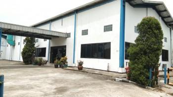 Gudang Dan Pabrik Benang Katun Raya Jakarta Serang #1