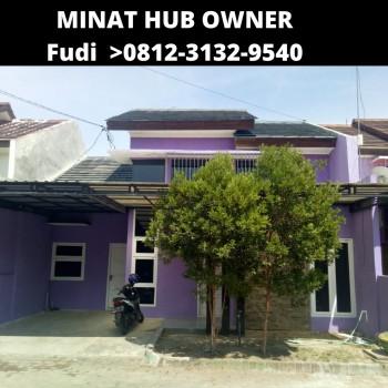 Dijual Cepat Rumah Daerah Perumahan Demangan Regency, Madiun, Jawa Timur #1