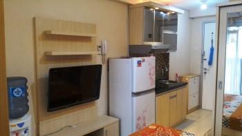 Disewakan Apartemen Green Bay Pluit Tower F Lt. 6 (pemandangan Laut) - Studio Fully Furnished Design Interior #1