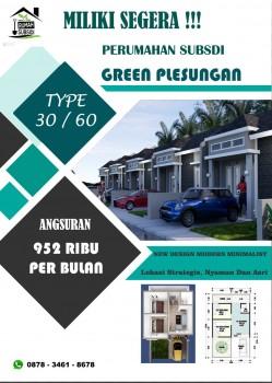 Green Plesungan Rumah Subsidi #1