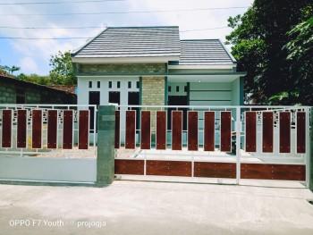 Rumah Baru Siap Huni, Di Sebelah Barat Cebongan, Mlati, Sleman, Yogyakarta #1